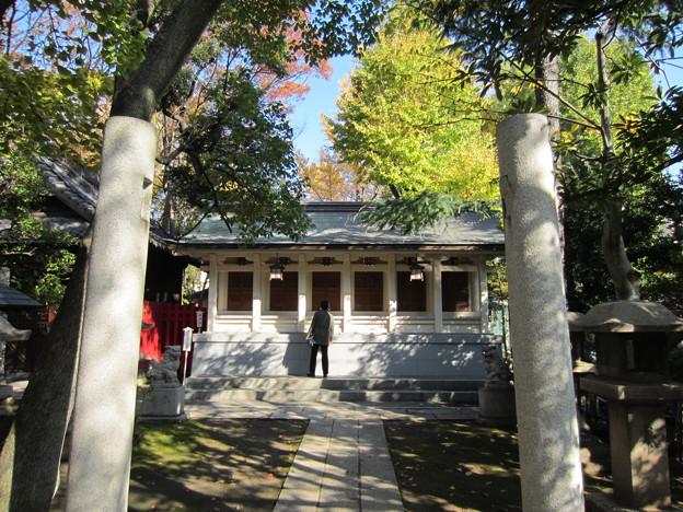 富岡八幡宮(江東区)八社