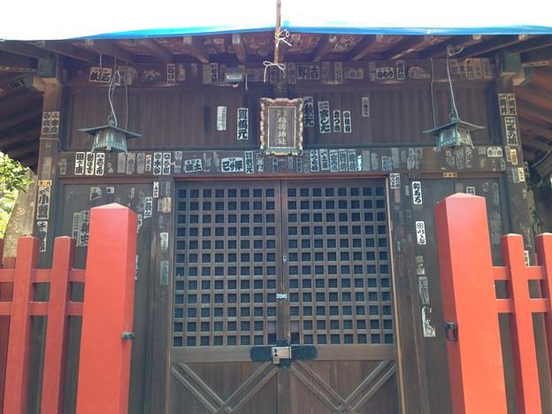 13.06.27.富岡八幡宮(江東区)永昌五社稲荷神社