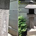 住吉神社(江東区牡丹)文政2年石灯籠