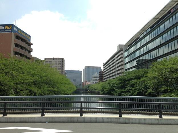 大横川 巴橋上より東(江東区)