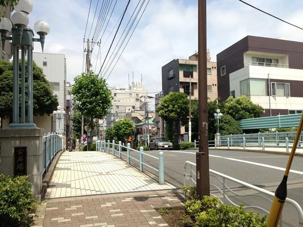 松平阿波守下屋敷跡(江東区牡丹)古石場橋東詰南側