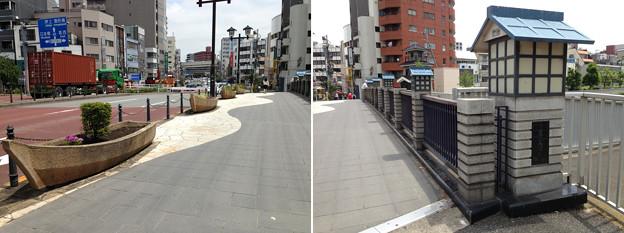黒船橋上南詰東側(江東区)