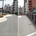Photos: 黒船橋上南詰東側(江東区)