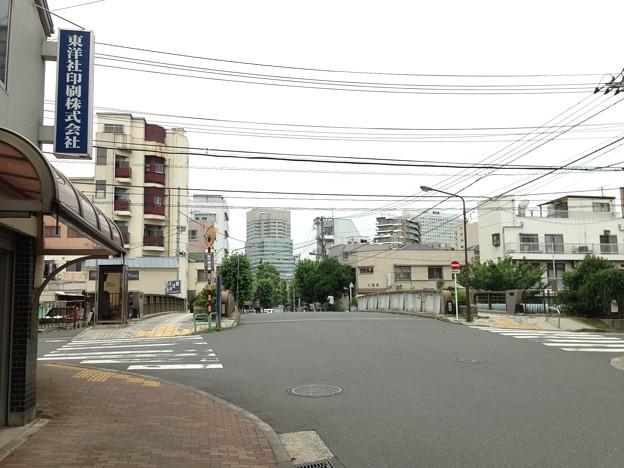 巽橋南詰(江東区永代)