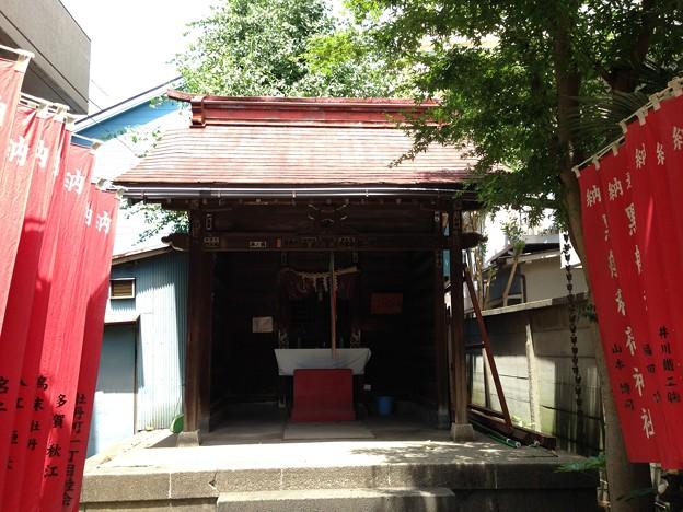13.06.27.黒船稲荷神社(江東区牡丹)