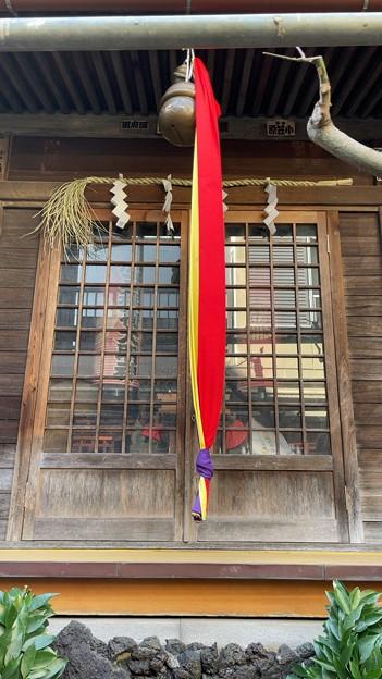 於三稲荷神社(江東区)