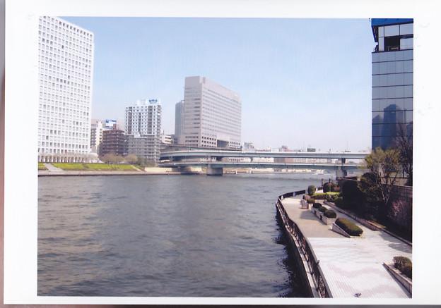 05.04.06.永代橋東詰北側より北(江東区)