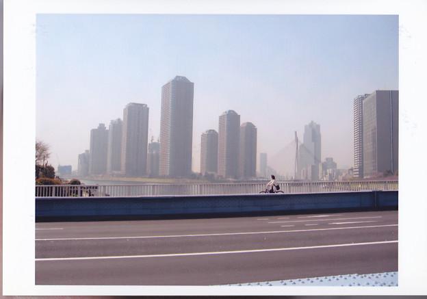 05.04.06.永代橋東詰北側より南(江東区)