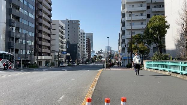 21.03.10.永代通り 福島橋東詰北側(江東区)