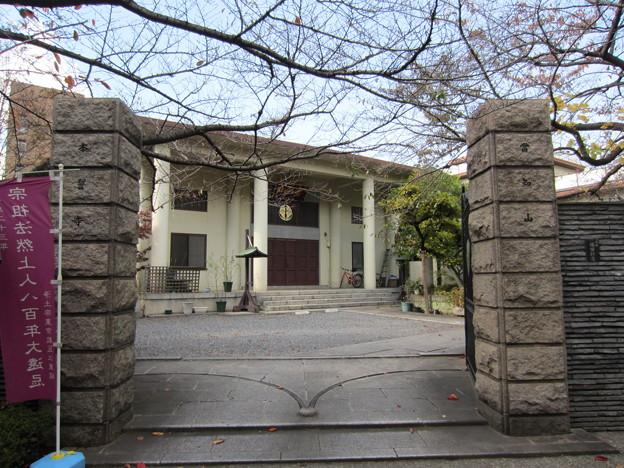 本誓寺(江東区清澄)