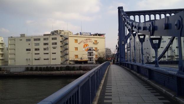 Photos: 11.01.24.清洲橋上北側より東(江東区)