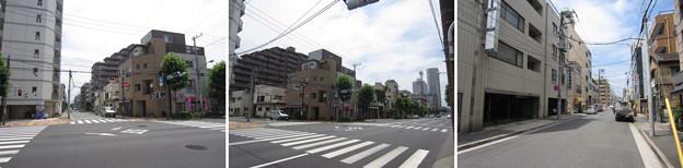 細川若狭守下屋敷跡(江東区森下)