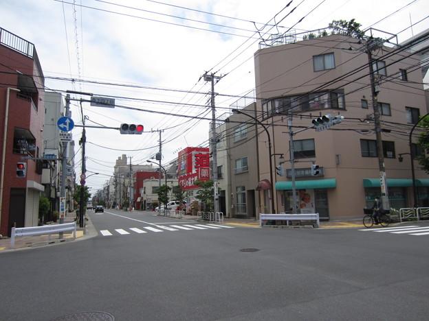 土屋采女正下屋敷跡(江東区森下)
