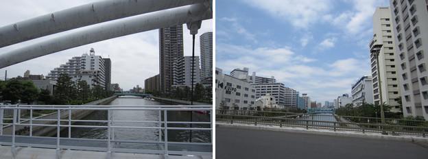 東深川橋より東西(江東区)