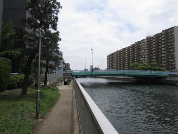 小名木川・さわ浦・大富橋(江東区)