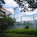 Photos: 土屋求馬上屋敷跡(江東区森下)都立墨田工業高校