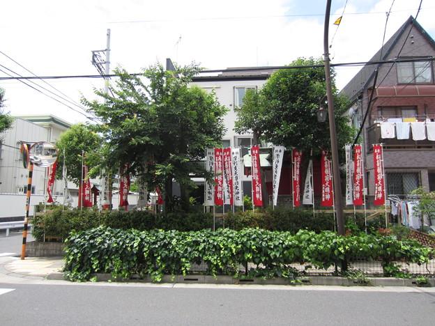 日先神社(江東区猿江)