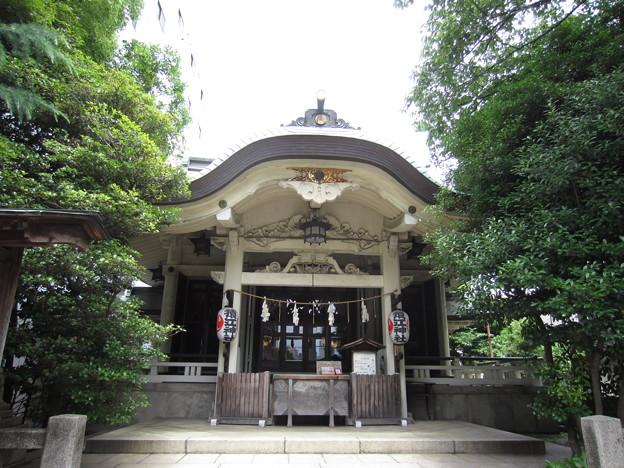 猿江神社(江東区猿江)