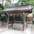 猿江神社(江東区猿江)水盤舎