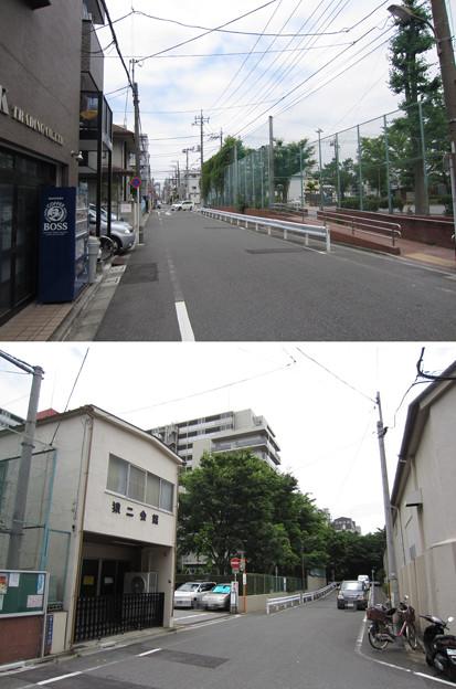 土井大炊頭下屋敷跡(江東区猿江)