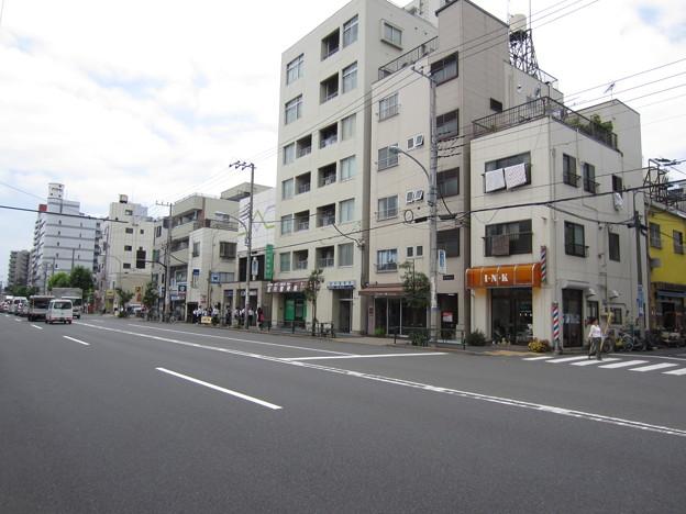 稲葉兵部少輔下屋敷跡(江東区住吉・猿江)