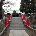 亀戸天神社(江東区亀戸)太鼓橋 女橋