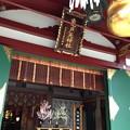 亀戸天神社(江東区亀戸)拝殿
