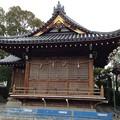 亀戸天神社(江東区亀戸)舞殿