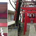 13.02.19.梅屋敷伏見稲荷神社(江東区亀戸)