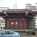 亀戸香取神社(江東区)舞殿