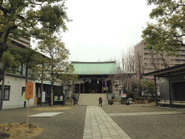 亀戸香取神社(江東区)