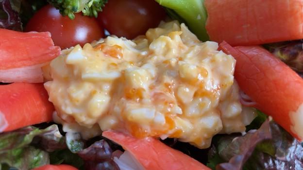 青森 緑の一番星5――たまごサラダ
