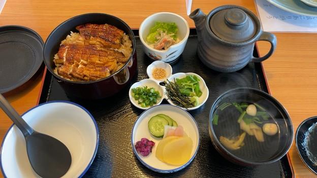 Photos: 和食と名代うなぎの新見世(越谷市)5ひつまぶし1