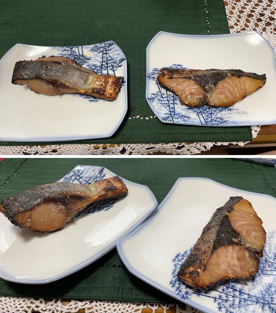 鳥取 後醍醐漬4――はまちの味噌漬け