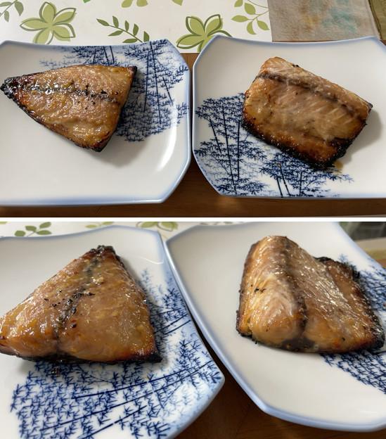 鳥取 後醍醐漬7――さばの味噌漬け・粕漬け