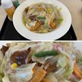 Photos: リンガーハット長崎ちゃんぽん3――野菜たっぷり皿うどん