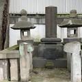 乗蓮寺(板橋区)板橋信濃守忠康墓