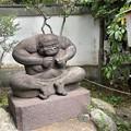 乗蓮寺(板橋区)旧藤堂家染井屋敷石造物2
