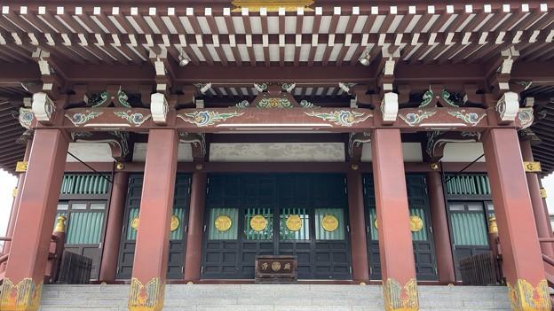 乗蓮寺(板橋区)本堂
