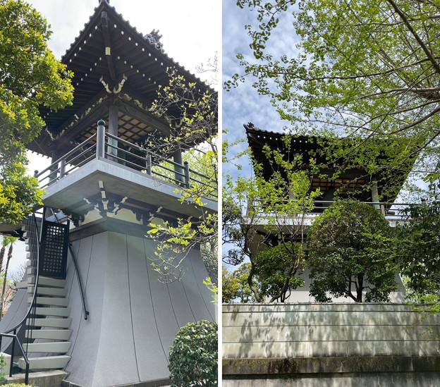 乗蓮寺(板橋区)鐘楼堂