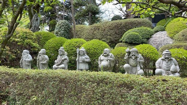 乗蓮寺(板橋区)七福神