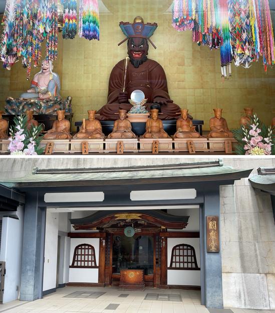 Photos: 乗蓮寺(板橋区)閻魔堂
