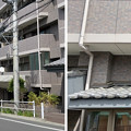 乗蓮寺(板橋区)門前 ・北方向