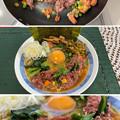 Photos: 東京 腰塚コンビーフ3――明日香きくらげ ・サッポロ一番しょうゆラーメン