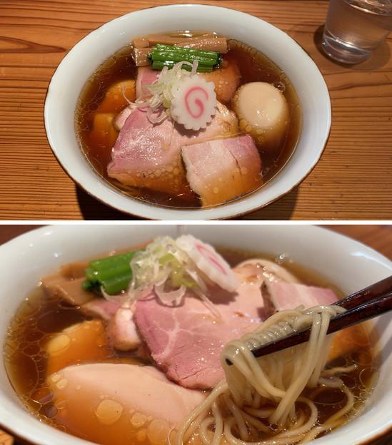 らぁめん鴇(藤沢市)