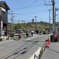 七里ヶ浜駅前(鎌倉市)
