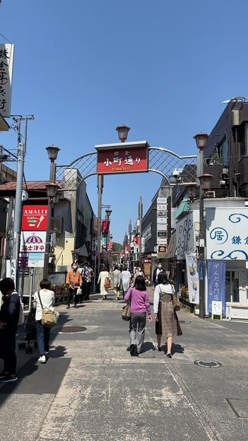 小町通り(鎌倉市)