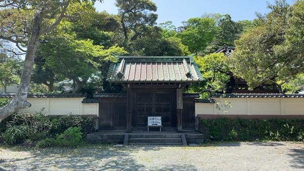 英勝寺(鎌倉市)総門