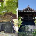英勝寺(鎌倉市)鐘楼