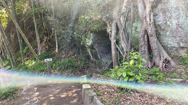 英勝寺(鎌倉市)三霊社権現洞窟